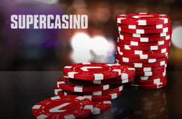 Claim your £10 free at SuperCasino