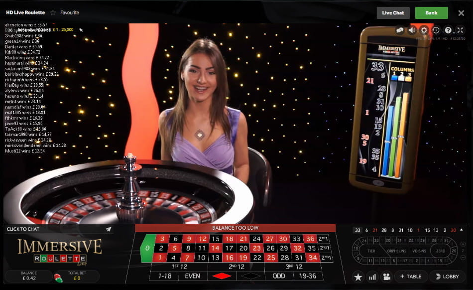 What is Live Casino Bonus Offers