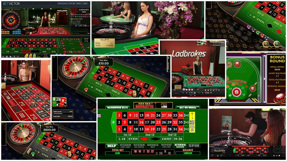 roulettes casino online on9 games