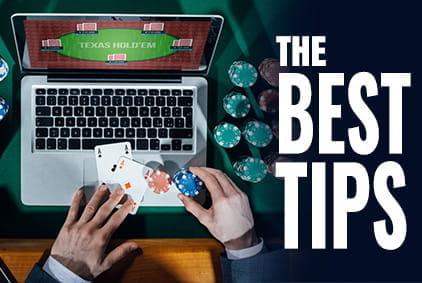 Best poker tips online
