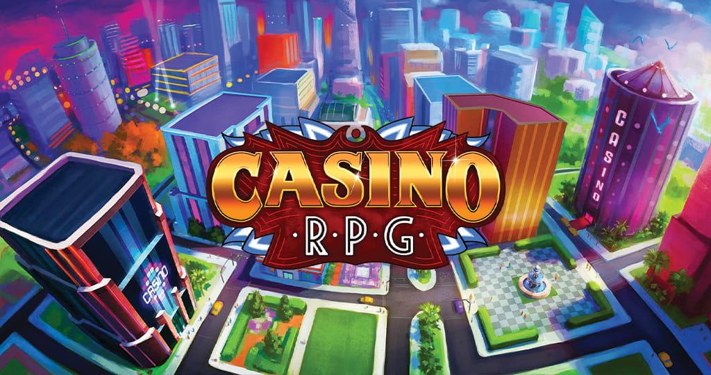 Game Kasino RPG