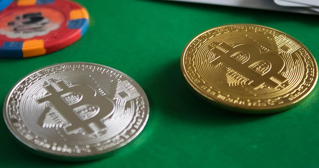 Berjudi dengan Bitcoin